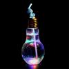 LED電球ボトル500(ストロー付)